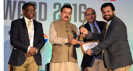 Case named best construction manufacturer in India