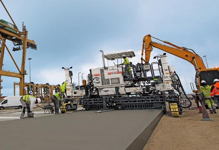 Wirtgen to premier new paving range in Las Vegas