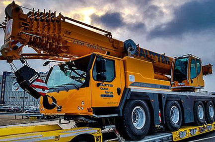 Liebherr to unveil new 1090 crane