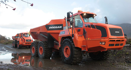 Doosan to display its equipment range at Conexpo 2017