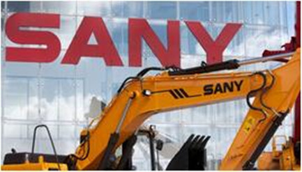 Sany Group sticks to