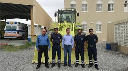 The Royal Police Choose SDLG Loader