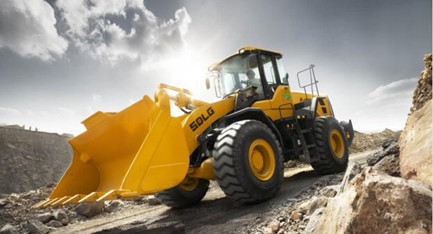 SDLG launches F-series wheel loaders in Middle East and Africa