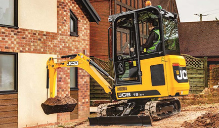 JCB unveils three mini excavator models, citing growth in segment